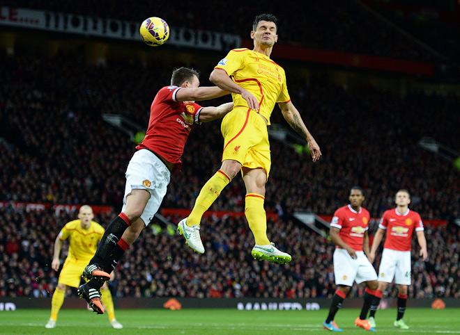 «Манчестер Юнайтед» — «Ливерпуль» — 3:0