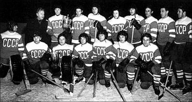 Чемпионы мира 1954 года. В их числе — Генрих Сидоренков