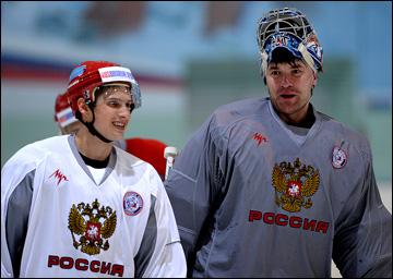 Вадим Шипачев и Василий Кошечкин