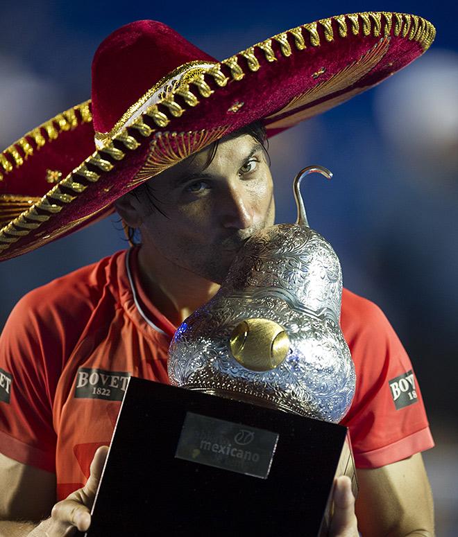 Феррер завоевал титул в Акапулько