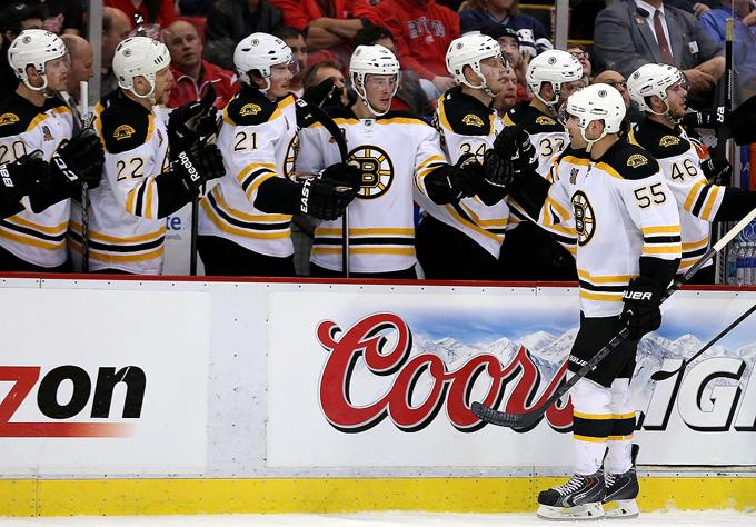 """""""Бостон"""" — победитель регулярного чемпионата НХЛ сезона-2013/14"""