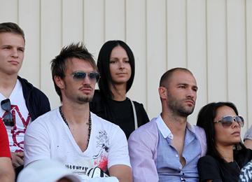 Станислав Черчесов заявил, что не считает Георгия Пеева футболистом…