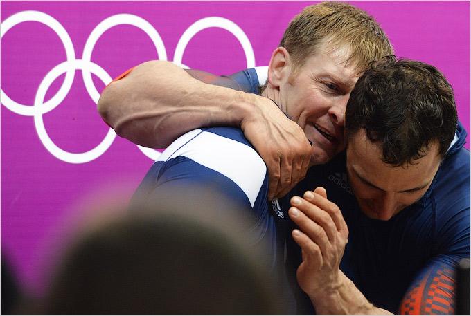 Зубков и Воевода — олимпийские чемпионы