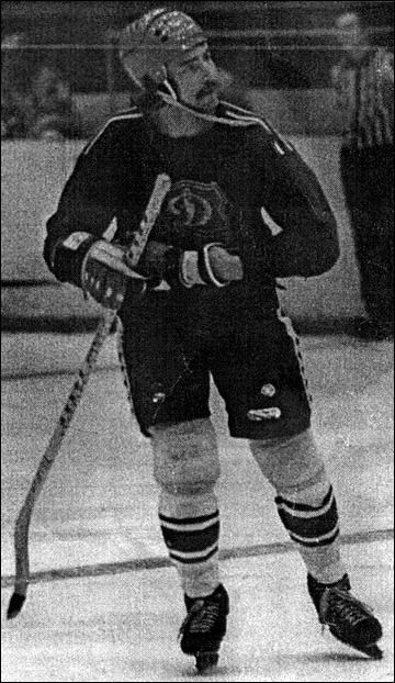 Виктор Хатулев, первый советский хоккеист, задрафтованный НХЛ