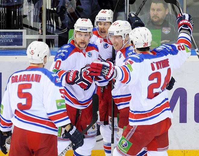 """После того что сделал """"Лев"""", другие команды могут избавиться от комплексов и не считать себя гостями в российской лиге."""