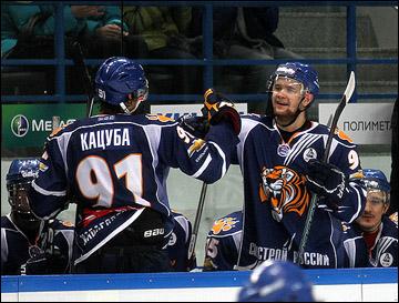 """Победив в Хабаровске, """"Мытищинские Атланты"""" вышли в финал Западной Конференции."""