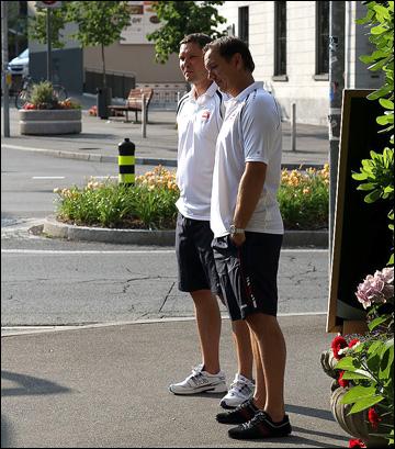 Новая команда — новый тренерский штаб: Андрей Царёв и Петерис Скудра
