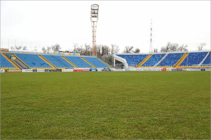 """Ростов. Стадион """"Олимп-2"""""""