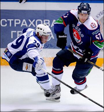 Андрей Миронов против Мартина Тернберга