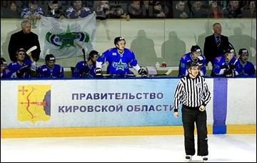 """Как дела, МХЛ? """"Олимпия"""" (Кирово-Чепецк)"""