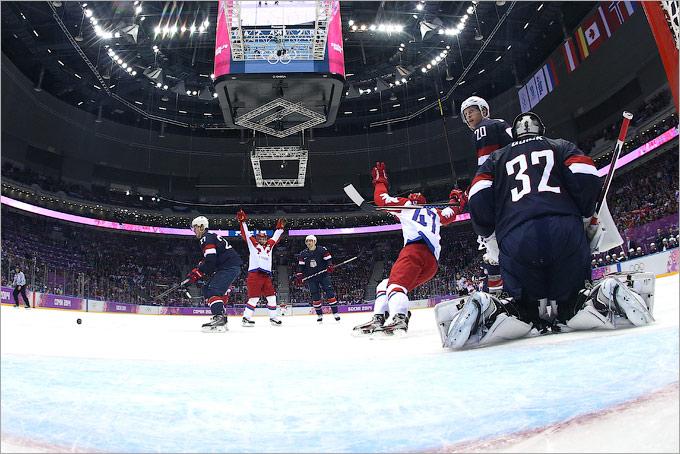 Незасчитанный гол сборной России