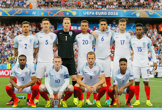 Англия — сборная, больше других владевшая мячом