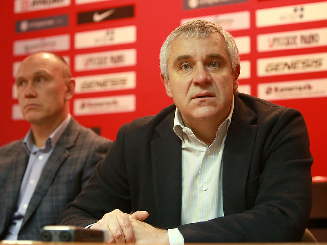 Сергей Родионов и Александр Жирков