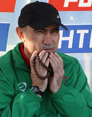 """До появления в """"Рубине"""" Курбану Бердыеву пришлось немало поскитаться по свету"""