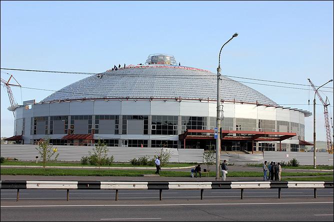 """Новый дом красноярского """"Сокола"""""""