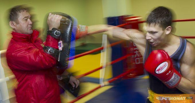 Сборная России по тайскому боксу готовится к ЧМ