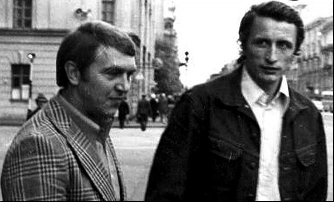 Наша история. Часть 30. 1975/76. Фото 03.