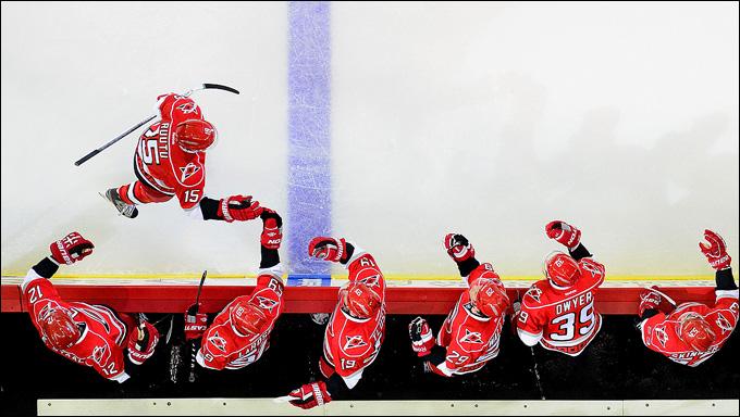 """Итоги сезона НХЛ. """"Каролина Харрикейнз"""""""