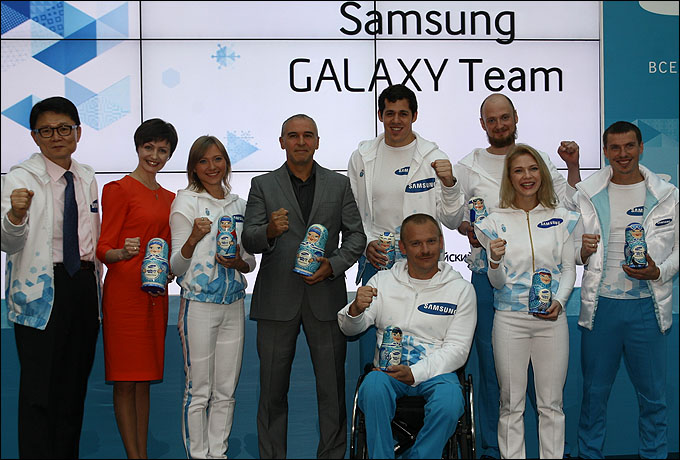 Команда Samsung Galaxy Team
