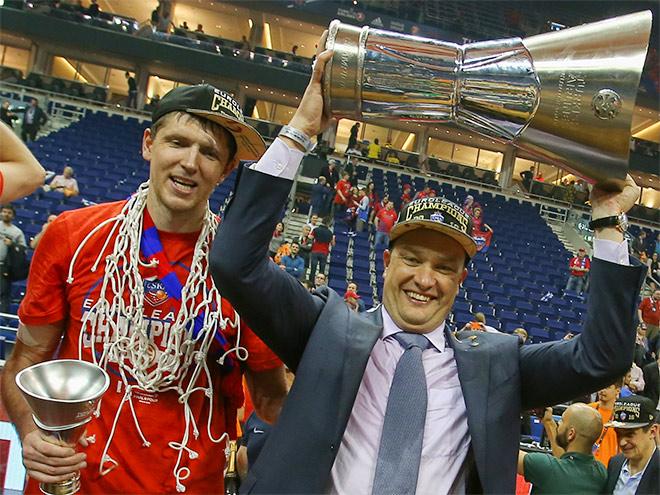 Виктор Хряпа и Андрей Ватутин