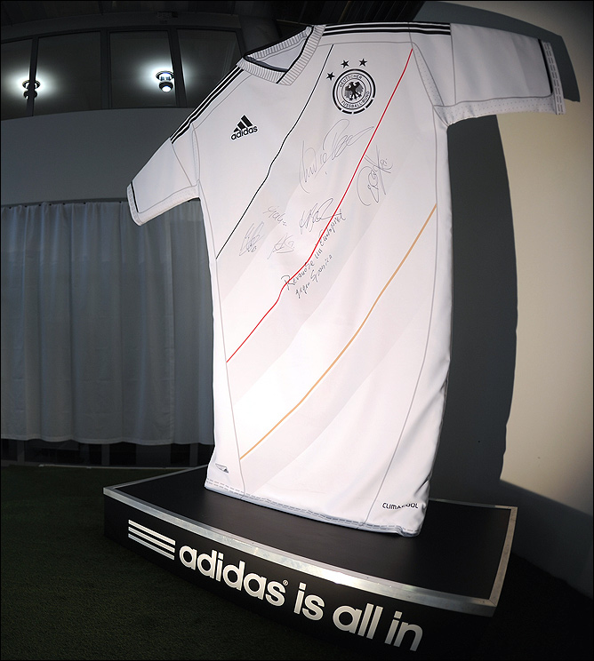 Форма сборной Германии