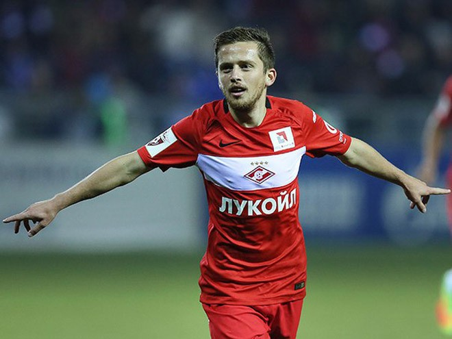 Джано Ананидзе: Хочу стать легендой «Спартака»!
