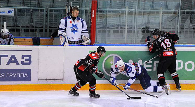 Смагин: цель одна — хоккей, им я и живу