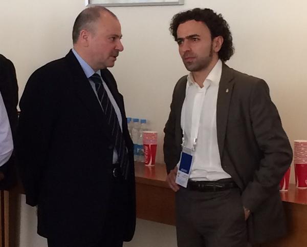 Григорьянц и Бабаев