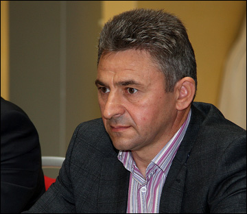 Виктор Бабенко