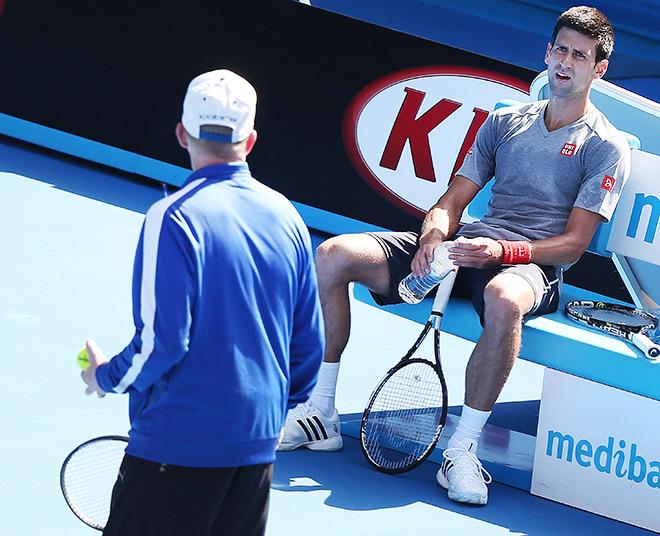 Джокович выздоровел и готов к Australian Open