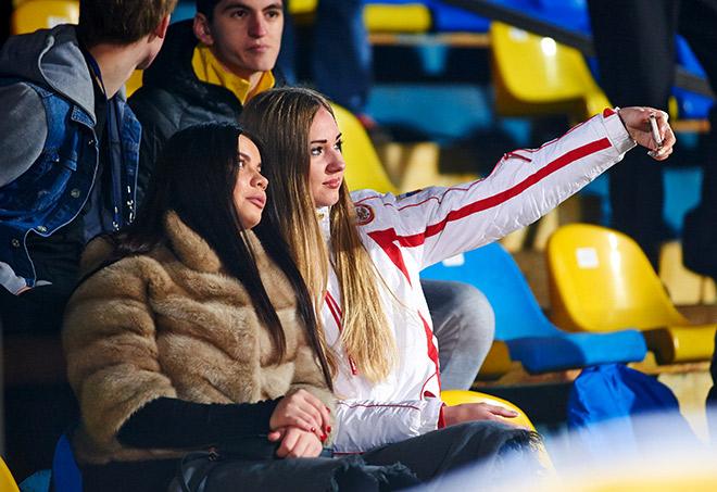 Болельщицы «Ростова»