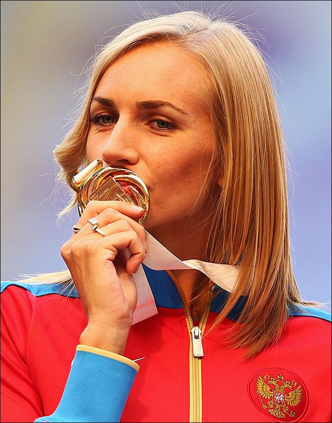 Светлана Школина — автор самого неожиданного российского золота