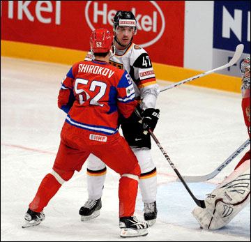 Сергей Широков против Кристофа Улльмана