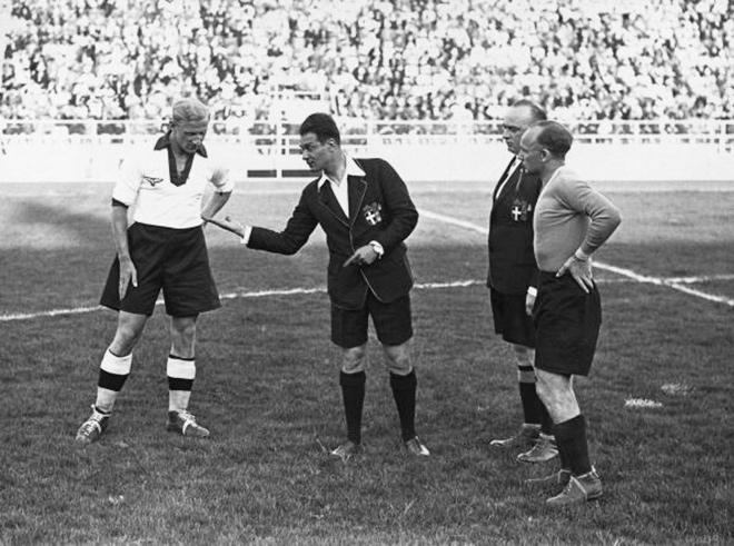 ЧМ-1934. Германия – Австрия