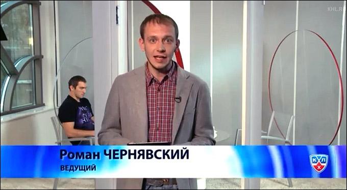 """Роман Чернявский и его """"Трибуна"""""""