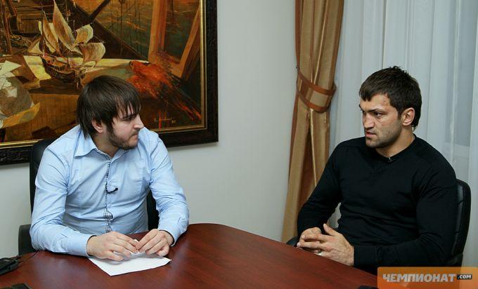 Константин Устьянцев и Андрей Орловский