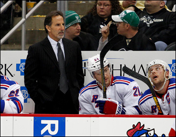 "Итоги сезона НХЛ. ""Нью-Йорк Рейнджерс"". Джон Торторелла"