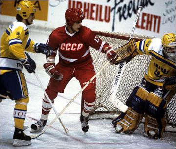 Валерий Каменский в сборной СССР