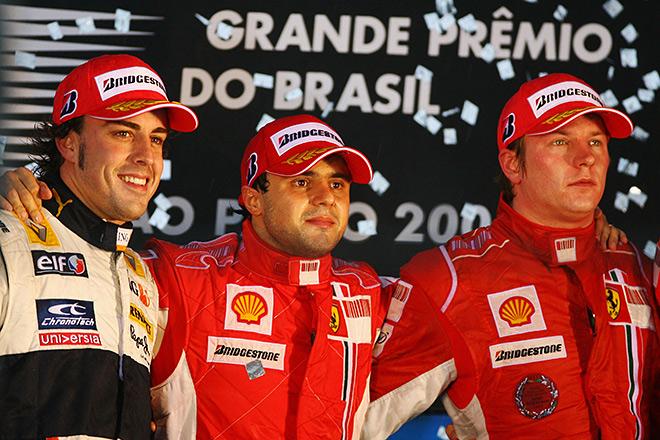 Грустная победа Фелипе Массы на Гран-при Бразилии – 2008