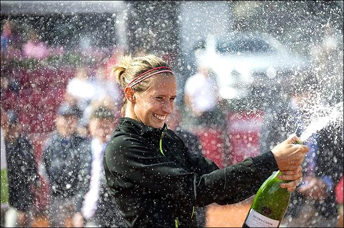 Полона Херцог второй раз подряд победила в Бостаде