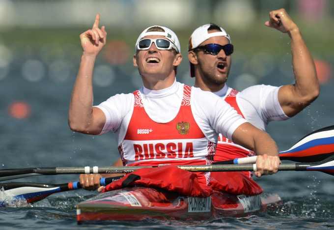Александр Дьяченко и Юрий Постригай
