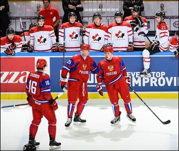 Россия — Канада. Вновь бронзовое противостояние