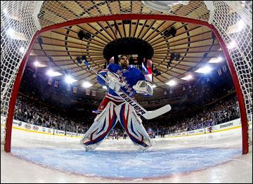 "Итоги сезона НХЛ. ""Нью-Йорк Рейнджерс"". Хенрик Лундквист"