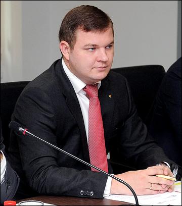 Заместитель управляющего директора КХЛ Алексей Киреев