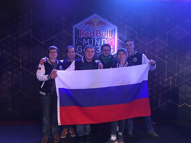 (Слева направо) Анатолий Наталенко, Егор Фомин, Александр Саликов, Максим Гончаров