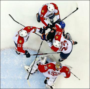 "Итоги сезона НХЛ. ""Флорида Пантерз"""