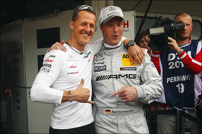 Оба Шумахера завершили карьеру