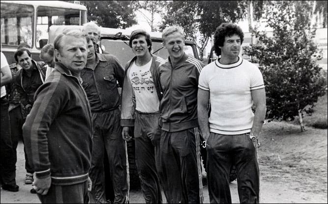 Наша история. Часть 32. 1977/78. Фото 05.