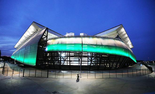 «Арена Пантанал» в Куябе, где пройдёт матч Россия — Южная Корея