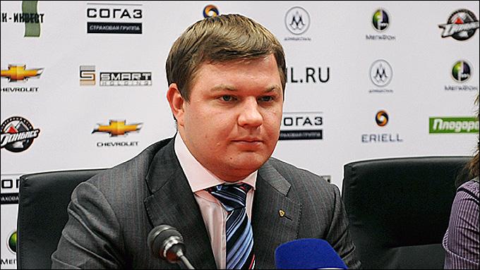 Алексей Киреев в Донецке